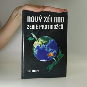 náhled knihy - Nový Zéland - země protinožců