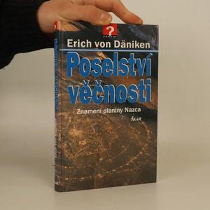 náhled knihy - Poselství věčnosti. Znamení planiny Nazca