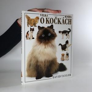 náhled knihy - Velká kniha o kočkách