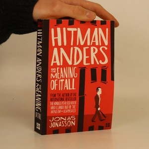 náhled knihy - Hitman Anders and the Meaning of it All