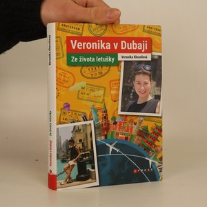 náhled knihy - Veronika v Dubaji. Ze života letušky
