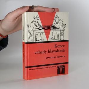 náhled knihy - Konec záhady hlavolamů