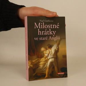 náhled knihy - Milostné hrátky ve staré Anglii