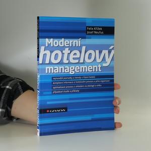 náhled knihy - Moderní hotelový management