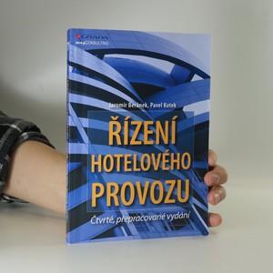 náhled knihy - Řízení hotelového provozu