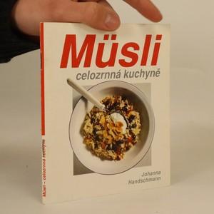 náhled knihy - Müsli. Celozrnná kuchyně