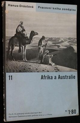 náhled knihy - Afrika a Austrálie, Pracovní kniha zeměpisu pro 6.-8. postupný ročník obecných škol 11