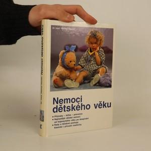 náhled knihy - Nemoci dětského věku