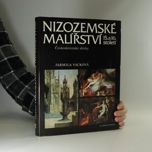 náhled knihy - Nizozemské malířství 15.-16. století : československé sbírky