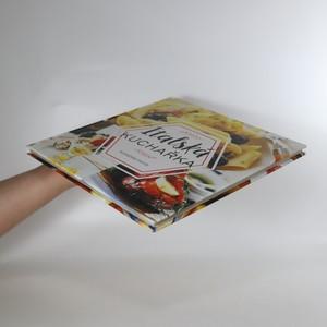 antikvární kniha Italská kuchařka, 2018