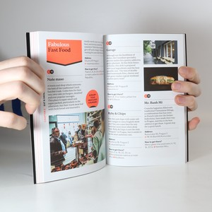 antikvární kniha Prague superguide : first honest no-nonsence guide curated by locals. Edition No. 2, 2016
