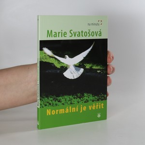 náhled knihy - Normální je věřit