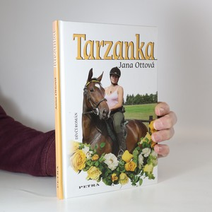 náhled knihy - Tarzanka : dívčí román