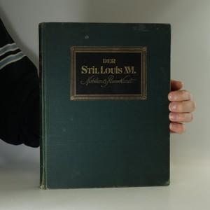 náhled knihy - Der Stil Louis XVI. Mobiliar und Raumkunst