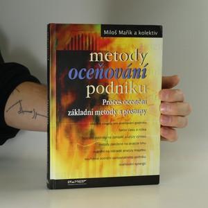 náhled knihy - Metody oceňování podniku
