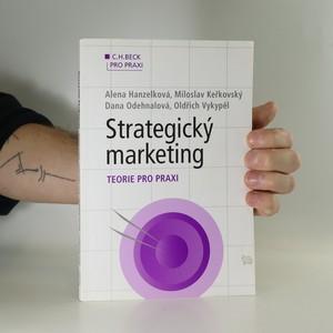 náhled knihy - Strategický marketing. Teorie pro praxi