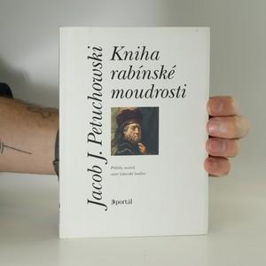 náhled knihy - Kniha rabínské moudrosti