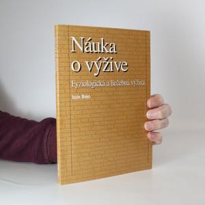 náhled knihy - Náuka o výžive : fyziologická a liečebná výživa