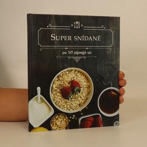 náhled knihy - Super snídaně