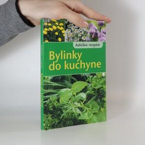 náhled knihy - Bylinky do kuchyne (slovensky)