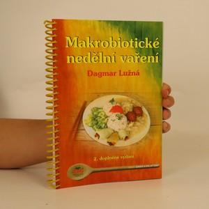 náhled knihy - Makrobiotické nedělní vaření