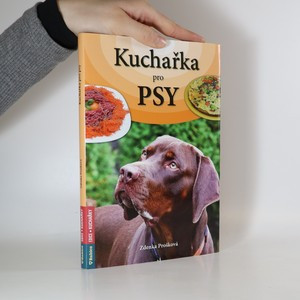 náhled knihy - Kuchařka pro psy na každý den