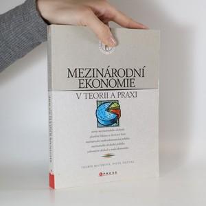 náhled knihy - Mezinárodní ekonomie v teorii a praxi