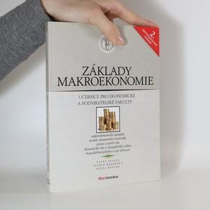 náhled knihy - Základy makroekonomie
