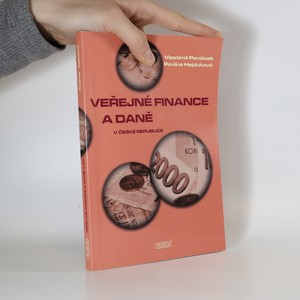 náhled knihy - Veřejné finance a daně v České republice