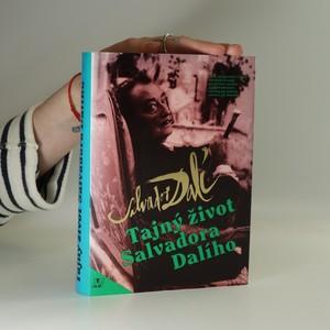 náhled knihy - Tajný život Salvadora Dalího