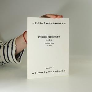 náhled knihy - Úvod do pedagogiky