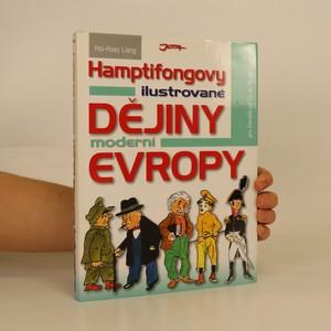 náhled knihy - Hamptifongovy ilustrované dějiny moderní Evropy