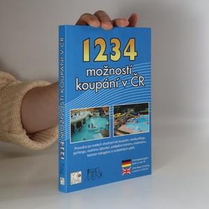 náhled knihy - 1234 možností koupání v České republice