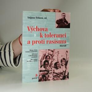 náhled knihy - Výchova k toleranci a proti rasismu