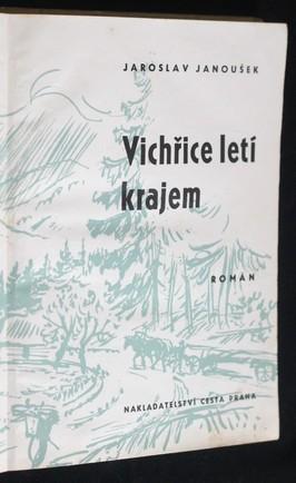 náhled knihy - Vichřice letí krajem : román