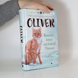 náhled knihy - Oliver. Kocour, který zachránil Vánoce
