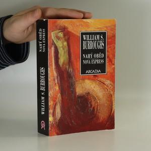 náhled knihy - Nahý oběd ; Nova Express