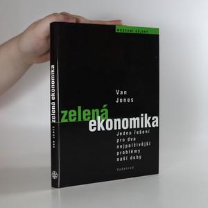 náhled knihy - Zelená ekonomika