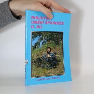 náhled knihy - Ninjutsu. Umění špionáže 2. díl