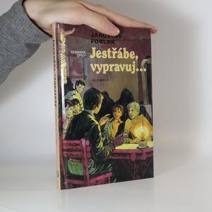 náhled knihy - Jestřábe, vypravuj...