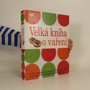 náhled knihy - Velká kniha o vaření