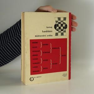 antikvární kniha O šachový trůn, 1973