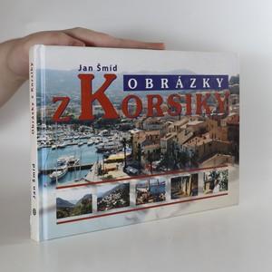náhled knihy - Obrázky z Korsiky