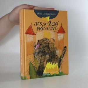 náhled knihy - Jak se žení princové