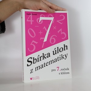 náhled knihy - Sbírka úloh z matematiky pro 7. ročník s klíčem