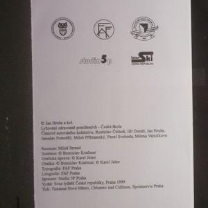 antikvární kniha Česká škola lyžování. Lyžování tělesně postižených, 1999