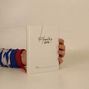 náhled knihy - Pepe-Rýmečky 2014 (věnování autora)