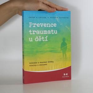 náhled knihy - Prevence traumatu u dětí