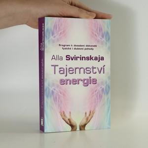 náhled knihy - Tajemství energie : jak dosáhnout tělesné a duševní pohody