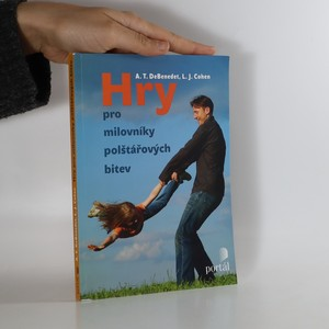 náhled knihy - Hry pro milovníky polštářových bitev